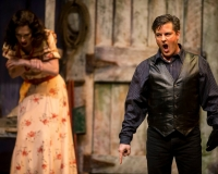 As Curly in Mice and Men - Courtesy of Tulsa Opera