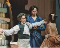 Marriage of Figaro with Ed Parks and Maria Kanyova- Photo by Ken Howard