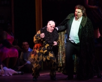With Mark Delavan in Les contes d'Hoffmann Courtesy of Palm Beach Opera