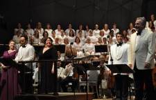 Flavio in Norma at tanglewood with Morris, Meade, Jepson, De Biasio