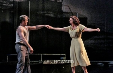 Il Tabarro with Emily Pulley - Photo by Ken Howard